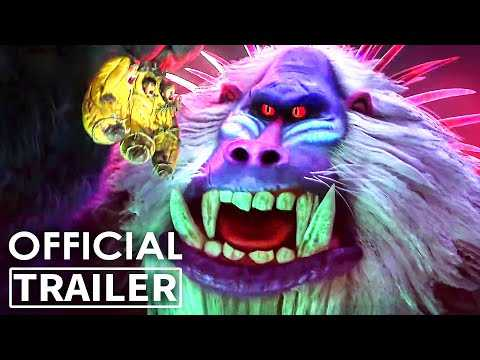 "THE CROODS 2 ""Giant Monkey"" Trailer (Animation, 2021)"