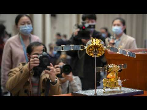 Lunar soil samples, first to be collected in 44 years, arrive in Beijing