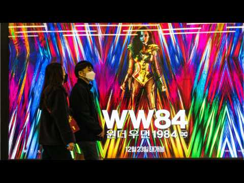 """Wonder Woman 1984"" Bombs In China"