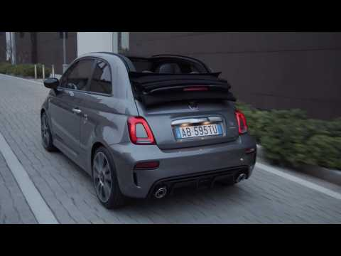 New Abarth 595 Turismo Driving Video