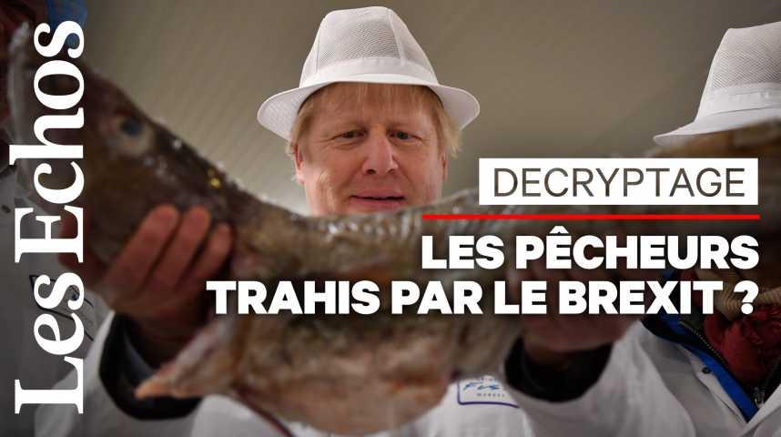 Illustration pour la vidéo « Boris, le traître » : les pêcheurs britanniques ont-ils été « trahis » par le Brexit ?
