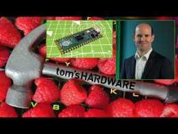 The Pi Cast: Eben Upton Talks Raspberry Pi Pico