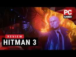 Hitman 3 |  Ulasan PC Gamer
