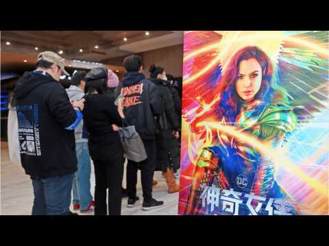 'Wonder Woman 1984' Is A Bomb In China