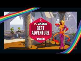 Paradise Killer - Best Adventure Game of the Year 2020 | PC Gamer