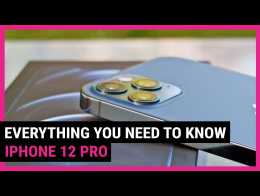 iPhone 12专业版| 1分钟内您需要知道的一切