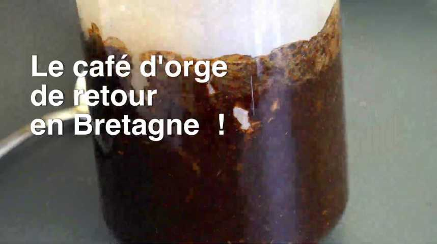 Thumbnail L'orge : l'alternative bretonne au café !