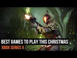 Melhores jogos do Xbox Series X para jogar neste Natal