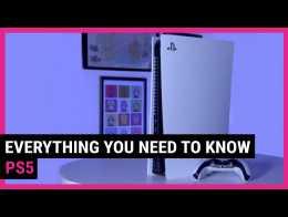 PS5 |  1分钟内您需要知道的一切