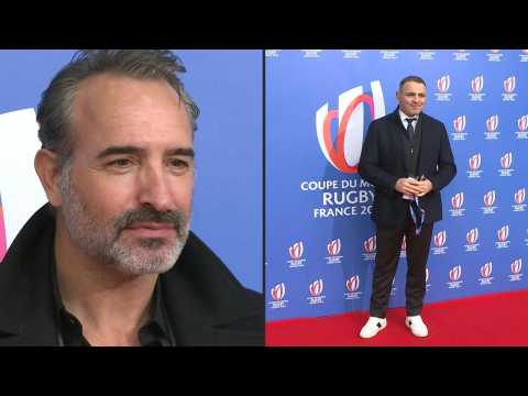French stars Dujardin, Ibanez arrive for 2023 Rugby World Cup draw