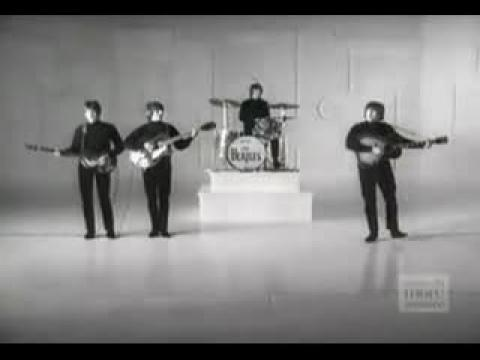 YouSingKaraoke - The Beatles - help! (Video Lyrics)