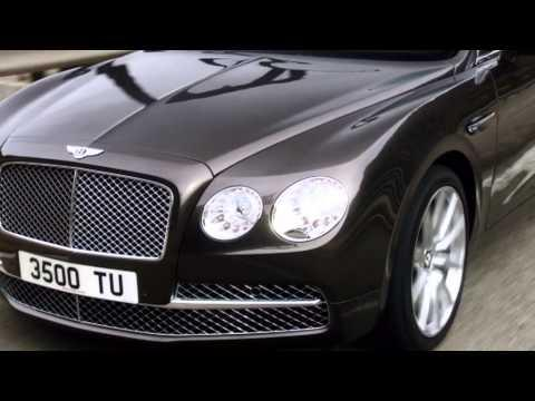 The all new Bentley Flying Spur - preview
