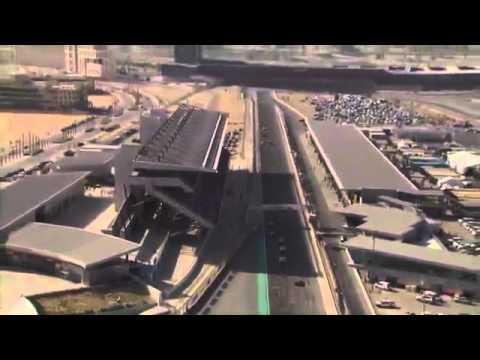 Mercedes Benz SLS AMG GT3 24 Hours race in Dubai Footage