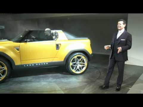 Jaguar Land Rover Press Conference Highlights IAA 2011