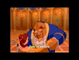 disney sing a long beauty and the beast tale as old as - A Christmas Story Torrent