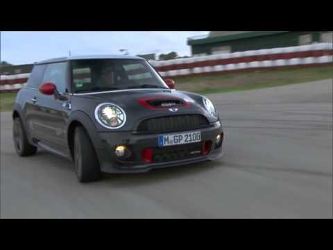 MINI John Cooper Works GP Driving Scenes Race Track
