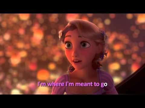 Disney Sing-A-Long: Tangled 'I See The Light' | Disney HD