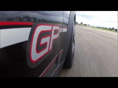 MINI John Cooper Works GP Driving Scenes Race Track - Onboard