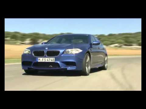 Production Cars. BMW M5 F10 (2011)