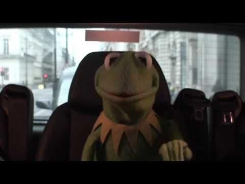Kermit Answers Twitter 'Is it easy being green?'...#AskKermit 26/01/12