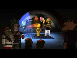 Family Guy Presents: It's A Trap Blu-ray review | Den of Geek