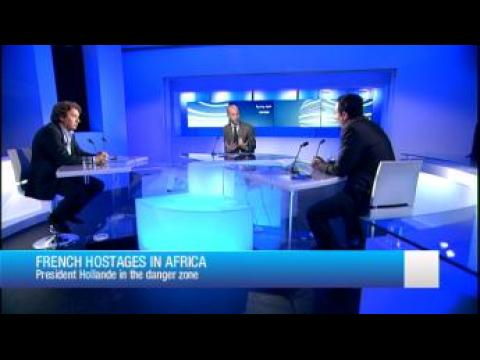 French hostages in Africa: President Hollande in the danger zone