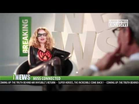 Liquid Express Exclusive - Miss Connected Interview