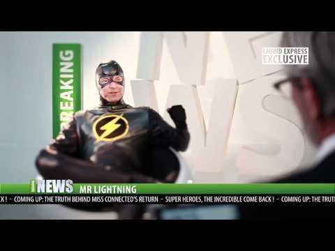 Liquid Express Exclusive - Mister Lightning Interview
