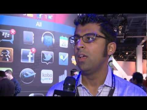 CES 2012: Annu Dawar Provides an Insider Perspective on OS 7.1 for BlackBerry Smartphones