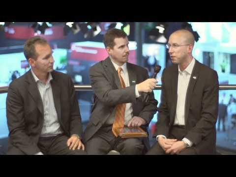 VIVIT interview with Stefan Mohr and Frank Rosenfelder at HP Discover Vienna 2011