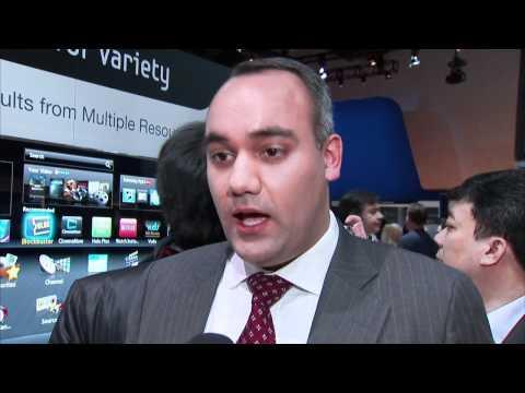 Samsung CES 2011: D8000 LED TV Series 8