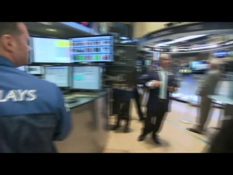 Dow sinks nearly 600 points