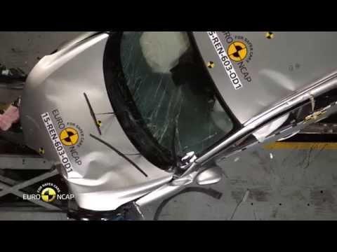 Renault Kadjar - Crash Tests 2015 | AutoMotoTV