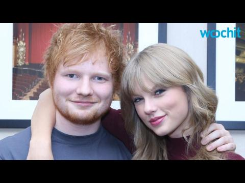 "Ed Sheeran Defends Taylor Swift: She Did ""Nothing Wrong"" in VMAs Tweets"