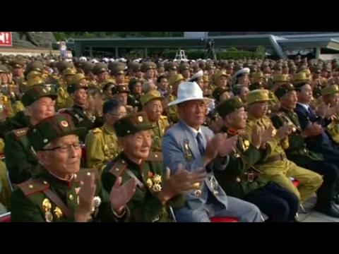 North and South Korea mark armistice anniversary