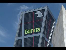 Bankia gana 556 millones, un 11,5% más