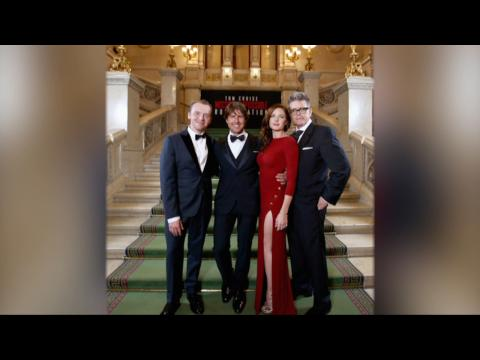 Image Highlights From New Mission Impossible World Premiere