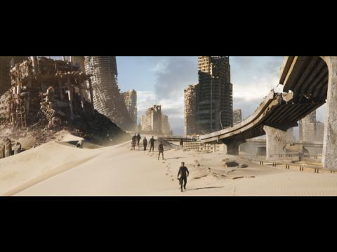 Maze Runner: The Scorch Trials Second Trailer