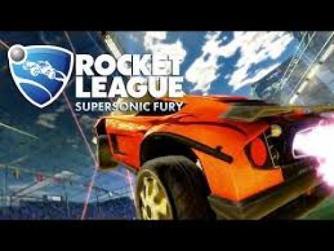 Rocket League: Supersonic Fury DLC pack Trailer