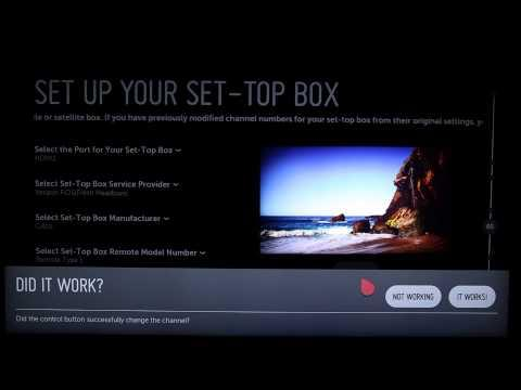 Setting Up Your LG Smart TV with webOS | LG USA