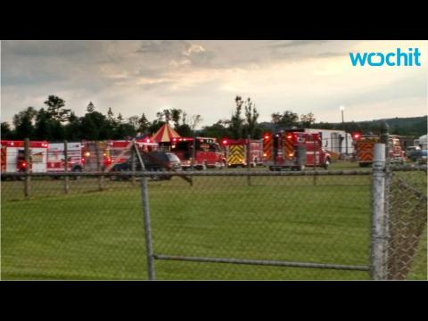 2 Dead, 15 Hurt in New Hampshire Tent Collapse