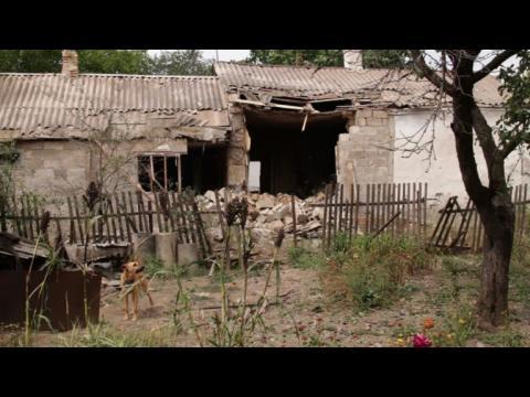 10 civilians killed in fierce Ukrainian clashes