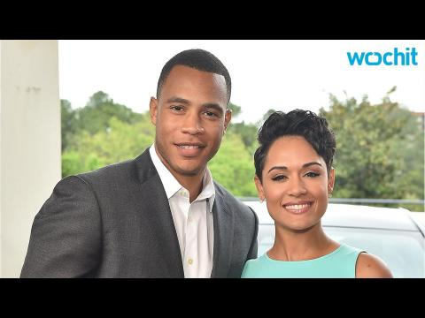 WEDDING BELLS? Empire Costars Grace Gealey and Trai Byers Are Engaged!