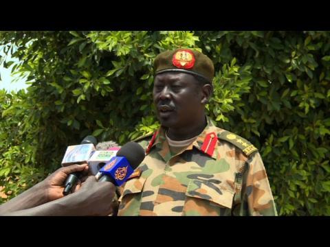 South Sudan accuses rebels of breaching ceasefire
