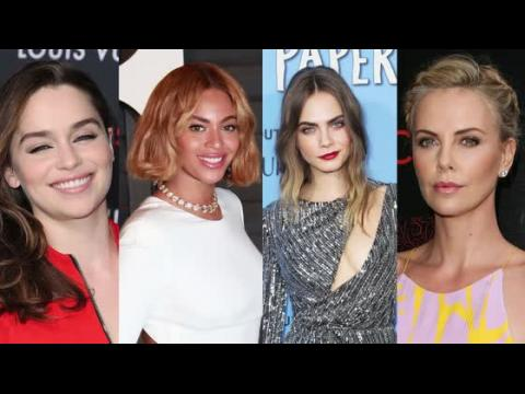 Cara Delevingne And Other Big Browed Beauties