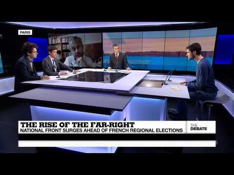 The Rise of the Far-Right : National Front surges ahead of French regional elections (part 2)