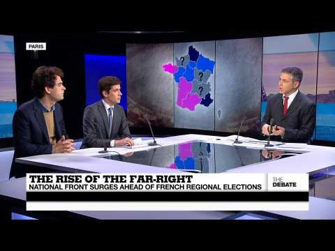 The Rise of the Far-Right : National Front surges ahead of French regional elections (part 1)