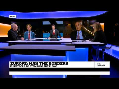 Europe : Man the borders - EU patrols to stem migrant flow? (part 1)