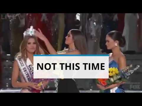 Miss Universe FAIL: Colombians feel for their Miss