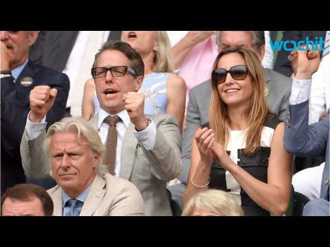 Hugh Grant Welcomes New Baby Girl